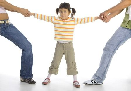 Дети после развода
