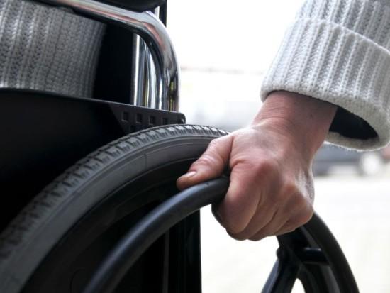 Помощь инвалидам