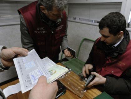 Проверка паспортного режима