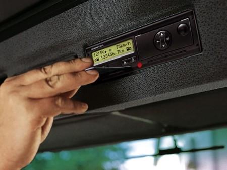 Штрафы за отсутствие тахографа в транспортном средстве