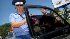 Измерение тонировки авто