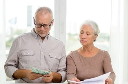Расчет возврата налога пенсионерам