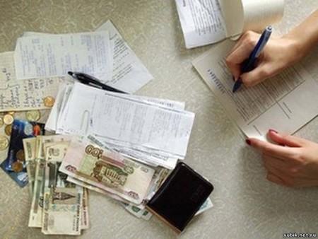 Перерасчет задолженности по коммунальным платежам