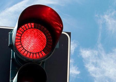 Проезд на красный свет