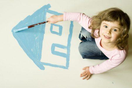 Как подарить квартиру несовершеннолетнему ребенку