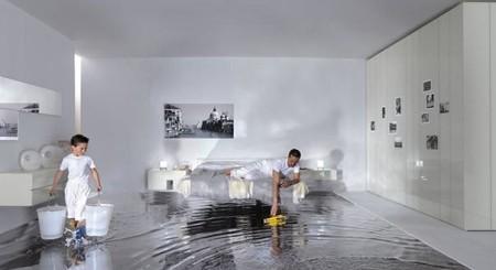 Залив квартиры