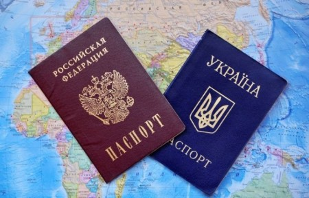 Гражданство России гражданину Украины