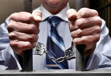 Арест за мошенничество