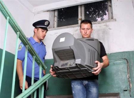 Освобождение имущества от ареста