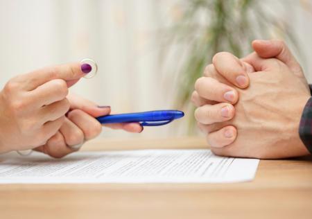 Соглашение по алиментам