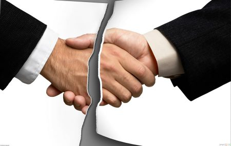 Расторжение сделки