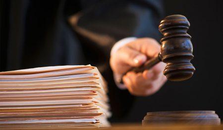 Решение вопроса в суде